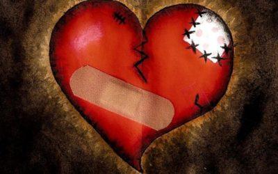 Ejercicio simbólico, para sanar heridas emocionales y conflictos del pasado.